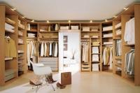 En Tarz Giyinme Odaları
