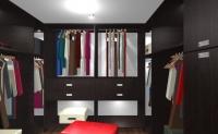 Şık ve Sade Giyinme Odası Modelleri