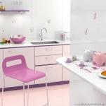 Hello Kitty Figürlü Mutfak Dekorasyonu