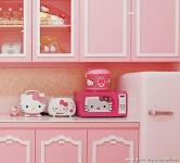 Hello Kitty Mutfak