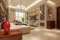 Bej Rengi Oturma Odası Dekorasyonu