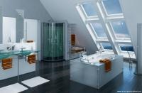 Çatı Katı Banyo Örneği