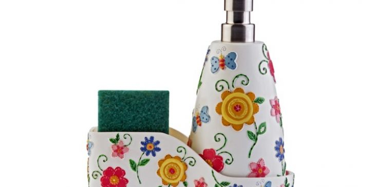 Estetik Görünüm İçin Sabunluk Modelleri Önerileri