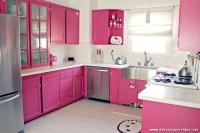 En Güzel Hello Kitty Mutfak Dekoru