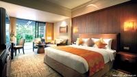 Göz Alıcı Şıklıkta Kahve Rengi Yatak Odası Tasarımı