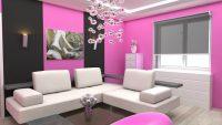 Tabuları Yıkan Renkli Salon Dekorasyonu Fikirleri