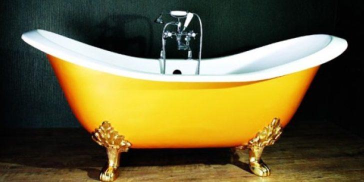 Banyolarda Dekoratif ve Kullanışlı Küvet Modelleri