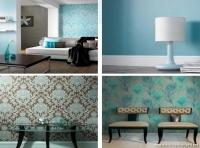 Turkuaz Rengi En Güzel Ev Duvar Kağıtları