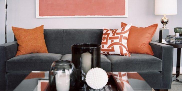 Turuncu ile Uyumlu Renklerin Dekorasyon Fikirleri