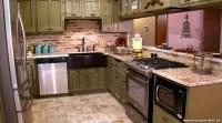 Yeni Country Mutfak Dolabı Modelleri