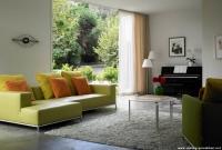 Ev Dekorasyonlarına Fıstık Yeşili