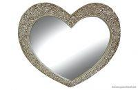 Kalp Şeklinde Ayna