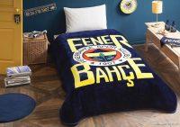 Tek Kişilik Fenerbahçe Battaniyesi
