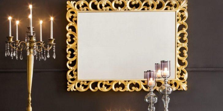 Evin Her Alanı İçin Özel Ayna Modelleri