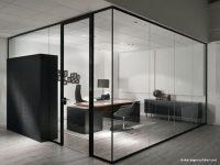 Cam Kabinli Ofis Modelleri