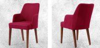 Ceviz Ayaklı Sandalye Modeli