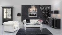 Siyah – Beyaz Ev Dekorasyonu Detaylarıyla Zıt Renkleri Buluşturun