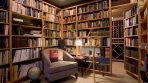 Gizli Kapılı İlginç Kitaplık Modelleri