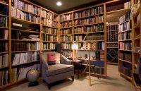 Kitaplıkla Gizlenen Oda