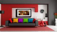 Gri Koltuk Takımlarıyla Hangi Renk Duvar Boyası Uyumlu Olur?