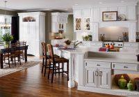 Muhteşem Beyaz Mutfak Dolabı Modelleri