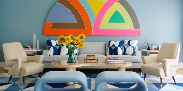Pastel Renkli Ofis Dekorasyonlarına Yakışan Aksesuarlar