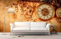 Tek Parça Resimli Duvar Kağıdı Modelleri