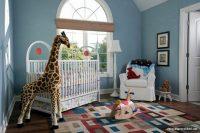 Dar Bebek Odaları İçin Fikirler