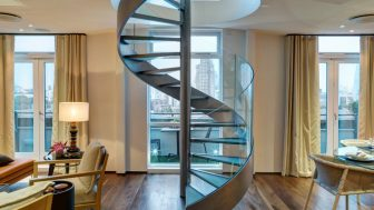 Dubleks Evlerde Merdivenler Nasıl Olmalı