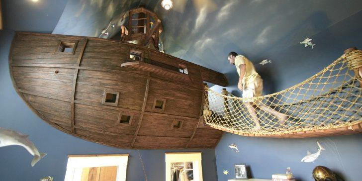 Fantastik ve İlginç Çocuk Odaları