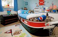 Kayıklı Çocuk Odası Fikirleri