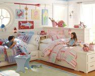 Kız Erkek İki Kişilik Çocuk Odası