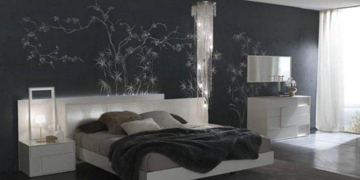 Son Yılların Trendi Gri Renk Yatak Odası Dekorasyonları