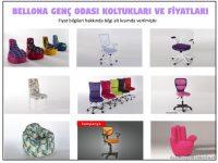 Bellona Genç Odası Koltukları ve Fiyatları