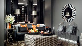 Gümüş Rengi Ev Dekorasyonu ve Aksesuar Fikirleri