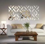 İlginç Salon Duvar Dekorasyonları