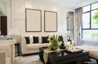 Oturma Odası İç Dekorasyon
