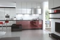 Akrilik Hazır Mutfak Dolapları Modelleri
