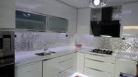 Beyaz Renk Hazır Mutfaklar