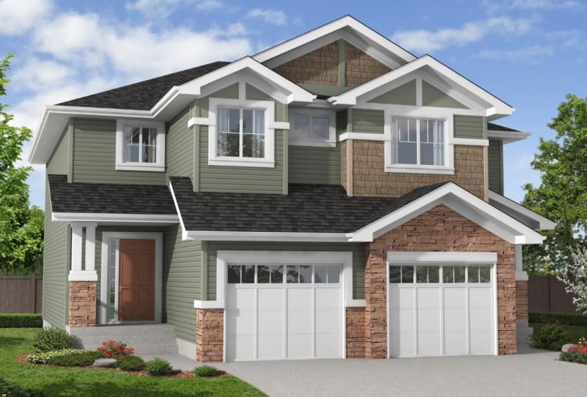 Yeni Dubleks Ev Modelleri