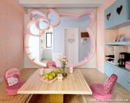 Hello Kitty Mutfak Fikirleri
