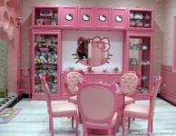 Hello Kitty Mutfak Tasarımı