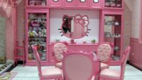 Hello Kitty Muhteşem Mutfak Dekorasyonu