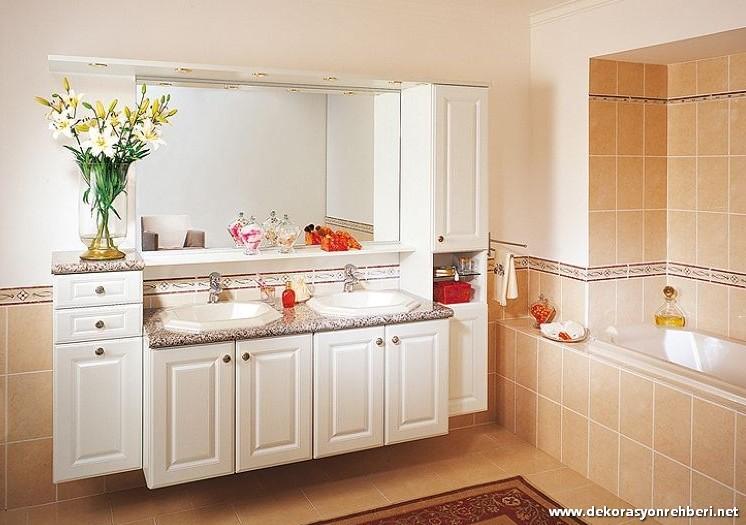 Banyo Dekorasyonu Önerileri