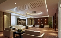 Büyük Salonlar İçin Asma Tavan