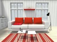 En Güzel Kırmızı Ev Dekorasyonları