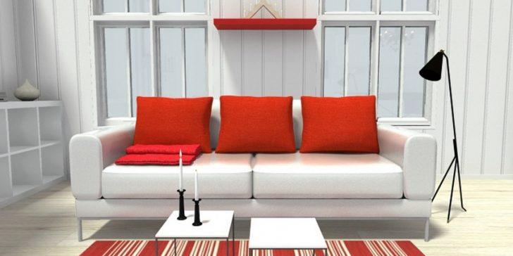 Kırmızı Rengin Ev Dekorasyonuna Büyüsü