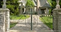 En Tarz Bahçe Kapısı