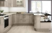 Estetik Kapuçino Renk Mutfaklar