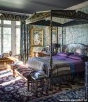 Gölgelikli Yatak Odası